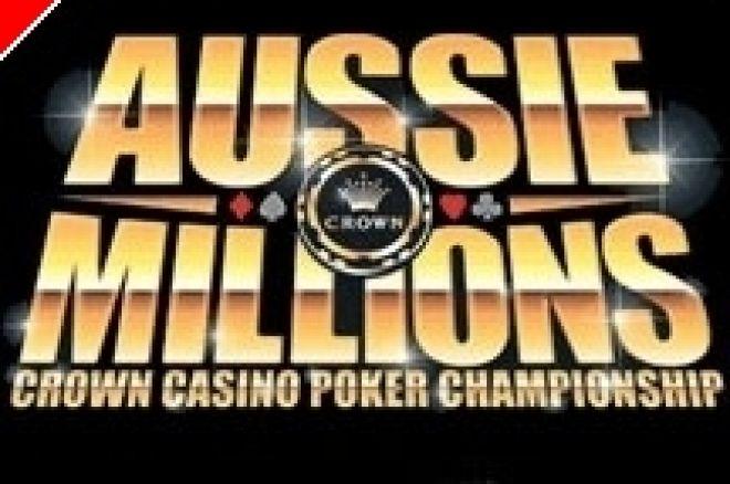 2009年Aussie Millionsのスケジュールが公式発表 0001