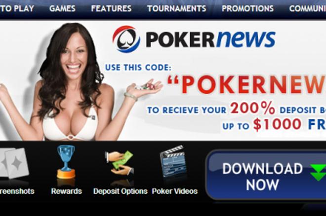 Коледен PokerNews Турнир в CarbonPoker с $1,000 Добавени 0001