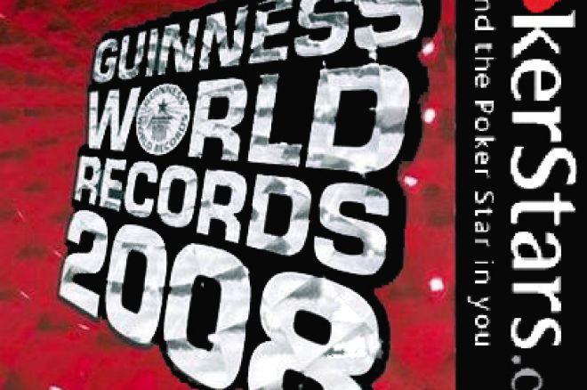 Recorde do Guinness na PokerStars - Torneio Com 35,000 Jogadores 0001