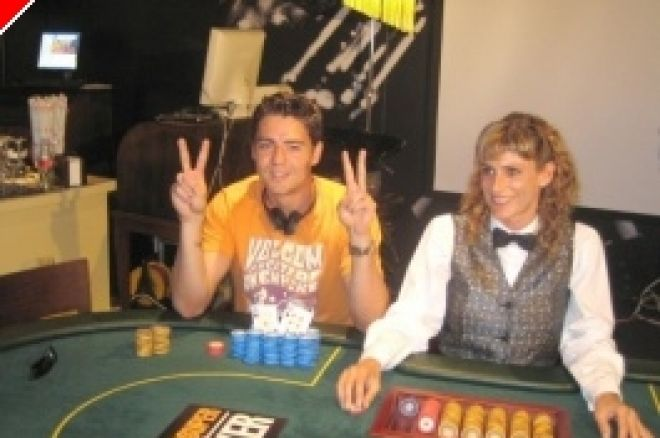 Javier Martínez, Campeón de España de Póquer 0001