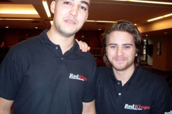 Ramzi Jelassi tog hem sidoevent i EPT Prag 0001