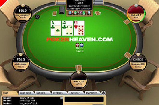 Poker Heaven na PT.PokerNews - Freeroll e $ Adicionado 0001