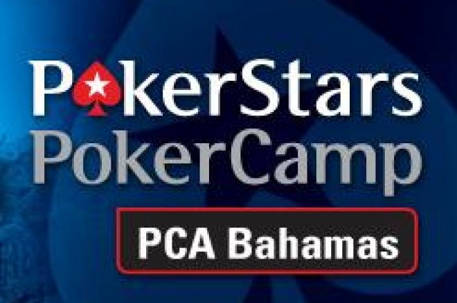 PCA Bahamas – PokerStars Poker Camp 0001