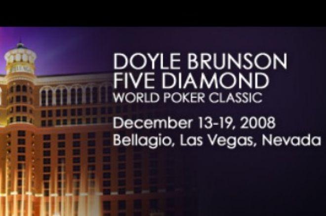 Laatste achttien WPT Five Diamond World Poker Classics bereikt 0001
