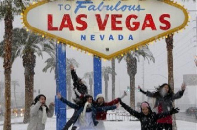 Сняг в Лас Вегас 0001