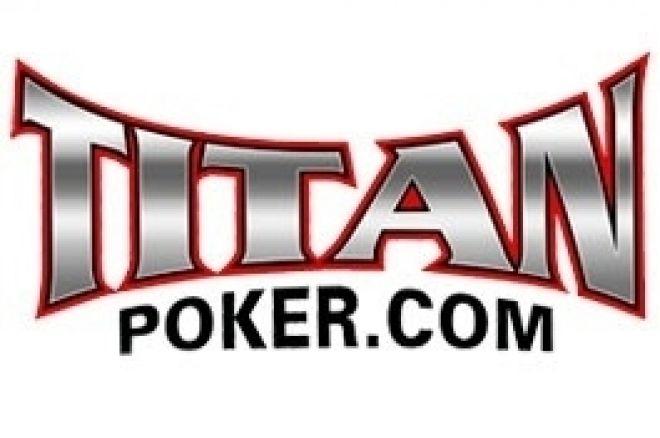 $2,500 PokerNews Cash Freeroll na Titan Poker 0001