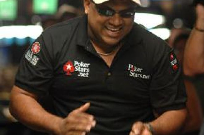 Team PokerStars Victor Ramdin lämnade WPT-Main Event för att spela online 0001