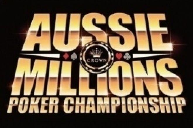 Historie Aussie Millions: Počátky 0001