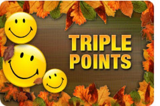 Ganhe Pontos a Triplicar com a Happy Hour de Natal da Full Tilt Poker 0001