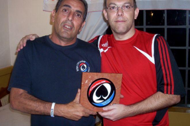 Liga Curitibana – Instituição do Ano Prémios Poker Brasileiro PT.PokerNews 2009 0001