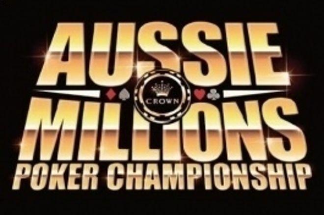 澳洲百万大赛回顾: 年初 0001