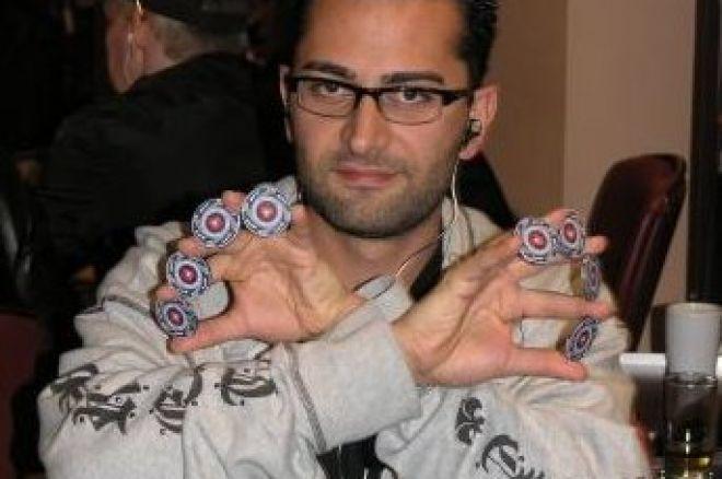 The PokerNews Profile: Antonio Esfandiari 0001