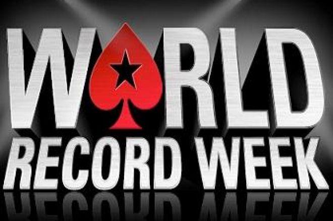 PokerStars vestigt nieuw wereldrecord 0001