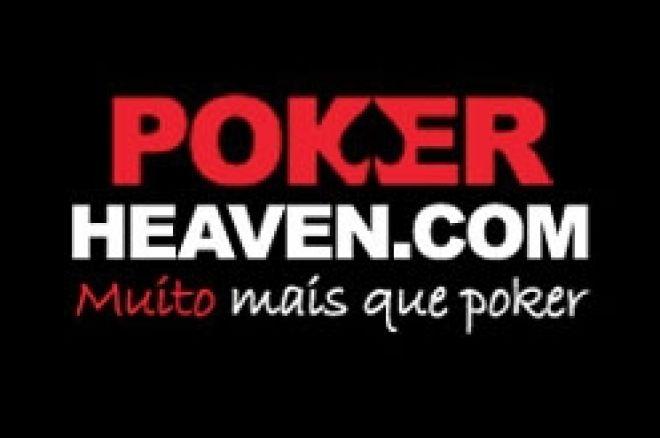 €1,700 Adicionados em Torneio Exclusivo na Poker Heaven 0001