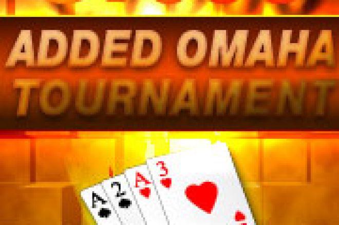 Aprenda um Novo Jogo, Torneio de Omaha com €1000 Adicionados … 0001