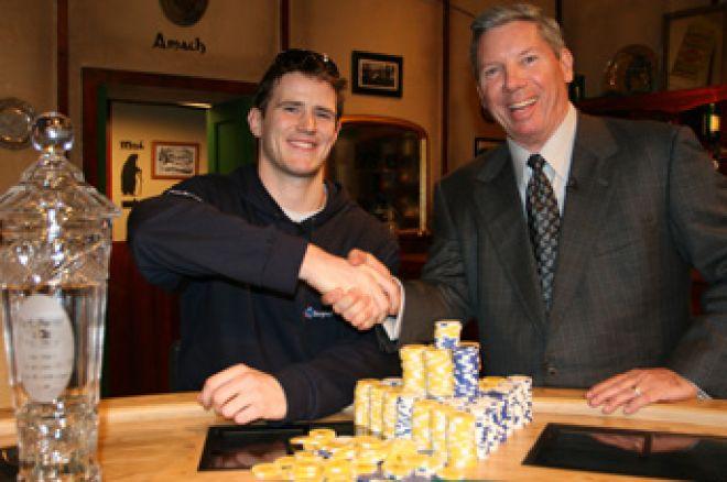 Rory Brennan wins Irish Poker Championships, Durrrr issues Million Dollar Challenge 0001