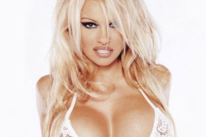 Pamela Anderson in actie bij Aussie Millions? 0001