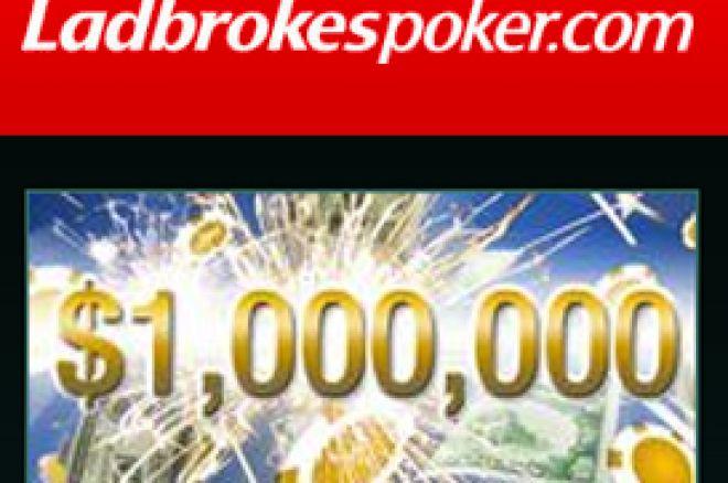 $1.000,000 Rake Race na Ladbrokes Poker 0001