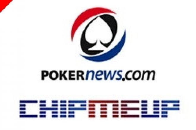 扑克新闻获得扑克下注网站ChipMeUp 0001