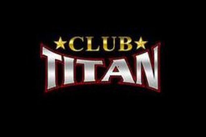 Titan Poker Lançou Club Titan 0001