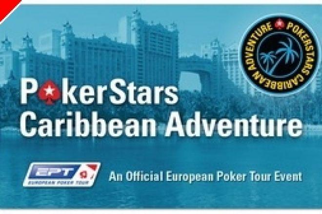 PokerStars Caribbean Adventure 2009: Três Portugueses no Dia 2 0001