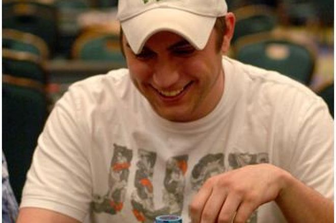 David Baker @ PCA - Chipleader PCA Main Event David Baker 0001