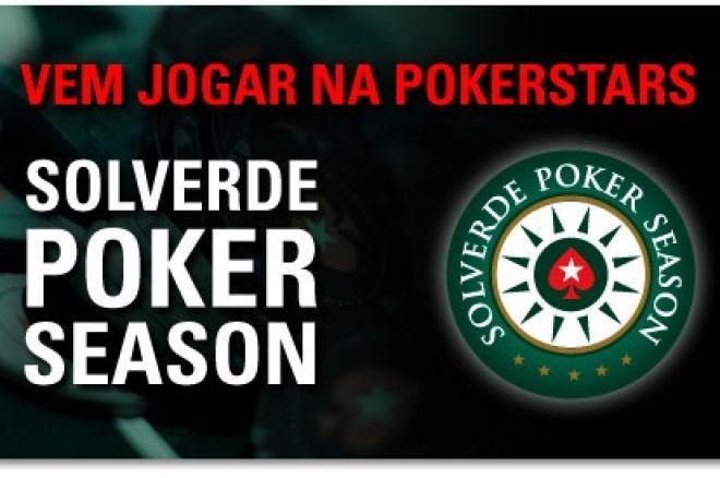 Pokerstars Solverde Poker Season 2009 – Satélites Diários 0001