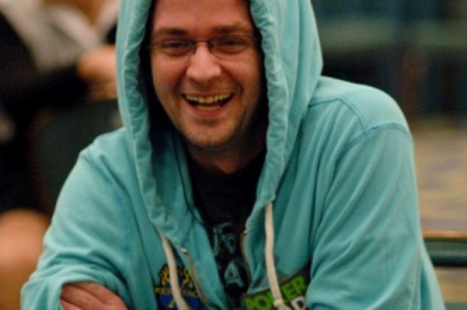Kevin Saul chipleader Pokerstars Caribbean Adventure (PCA) 0001