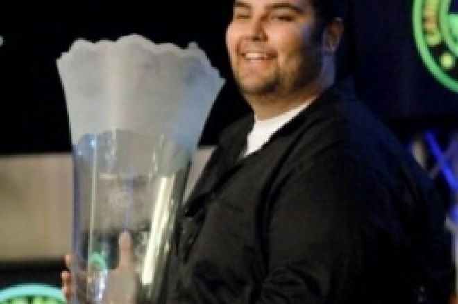 Poorya Nazari Спечели 2009 PokerStars Caribbean Adventure 0001