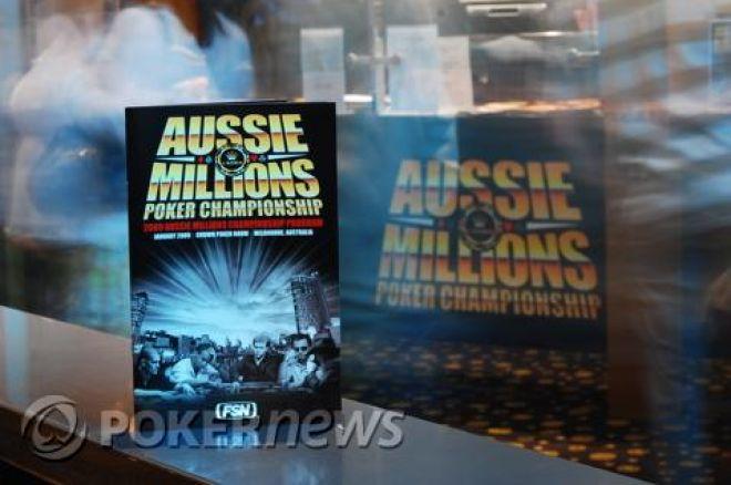 Aussie Millions 2009 - Tre event färdigspelade 0001