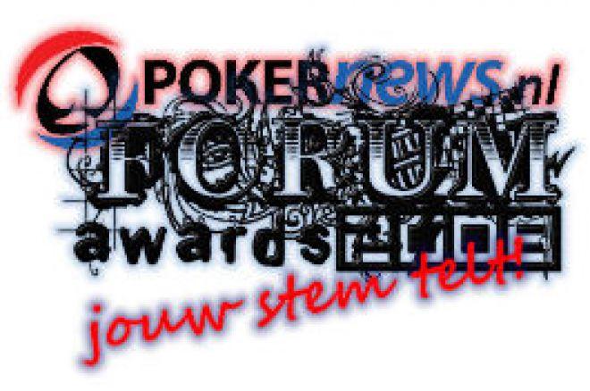 Uitslag PokerNews Forum Awards 0001
