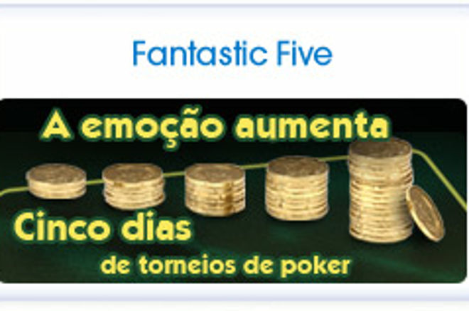 Fantastic Five - €30,000 em Freerolls na Paradise Poker 0001