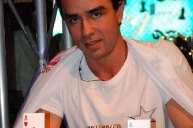 Saidal Wardak wint bounty event - Aussie Millions Report Saidal Wardak 0001