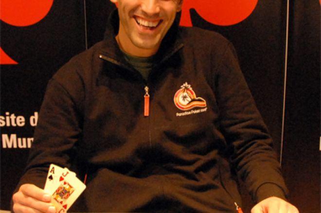 Paulo 'Kinas' Nunes Venceu Etapa #1 da PokerStars Solverde Poker Season 0001