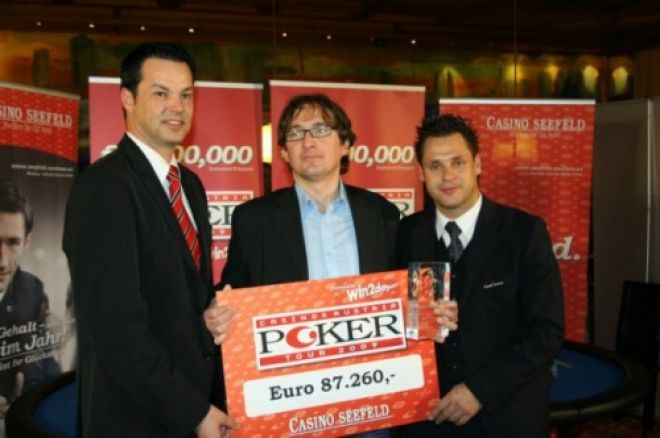 Casinos austria poker tour seefeld turning stone casino poker