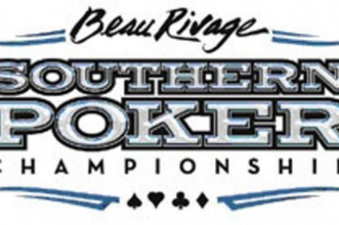Allen Carter wint Southern Poker Championship 0001