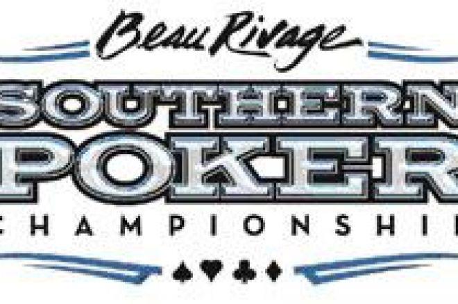 Allen Carter Спечели Южния Покер Шампионат 0001