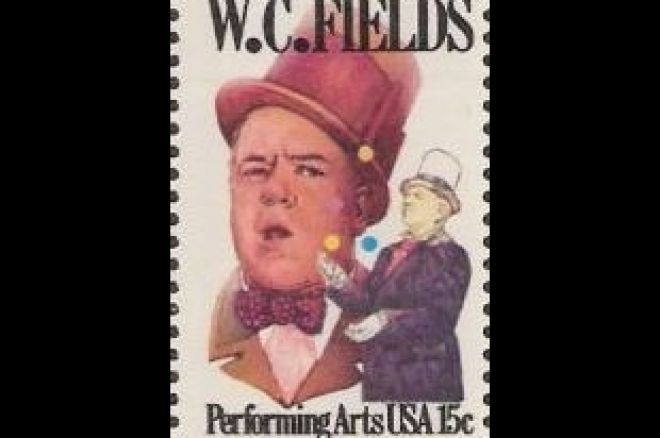 Poker & Pop Culture: The Films of W.C. Fields 0001