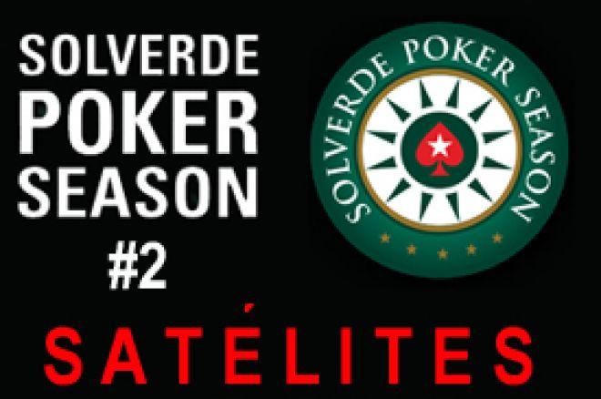 Pokerstars Solverde Poker Season 2009 – Satélites Para Etapa #2 0001