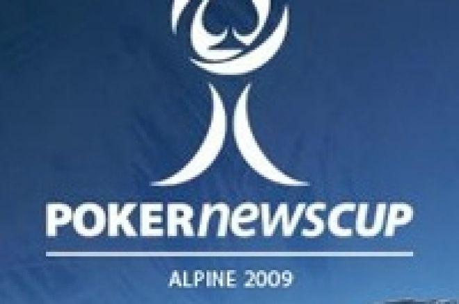 明星扑克举办扑克新闻杯阿尔卑斯卫星赛系列! 0001