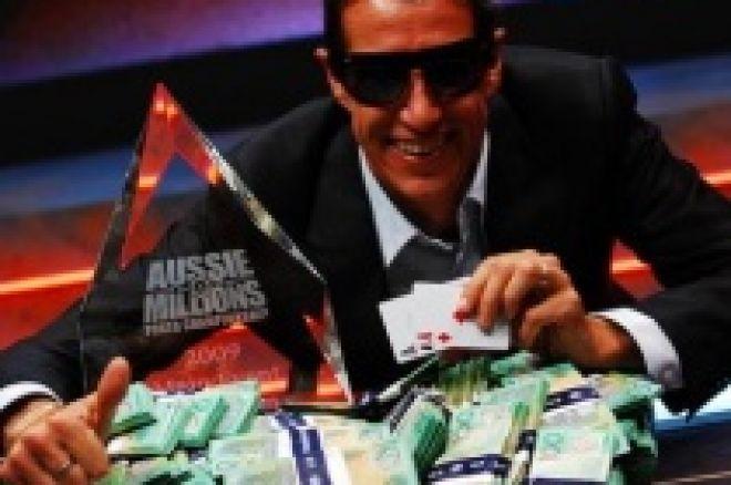 Aussie Millions 2009 - Stewart Scott vinner årets Main Event 0001