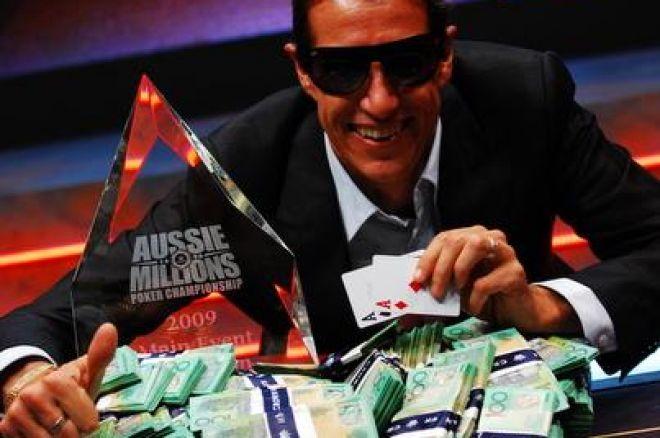 2009 Aussie Millions Главно Събитие: Stewart Scott Остави Титлата... 0001