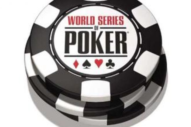World Series of Poker 2009 - Veranderingen en Schema WSOP 0001