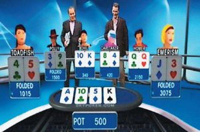 Sky Poker £20,000 Bounty Tournaments + more 0001