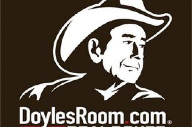 Клуб Doyle's Room переходит в сеть Cake Poker 0001