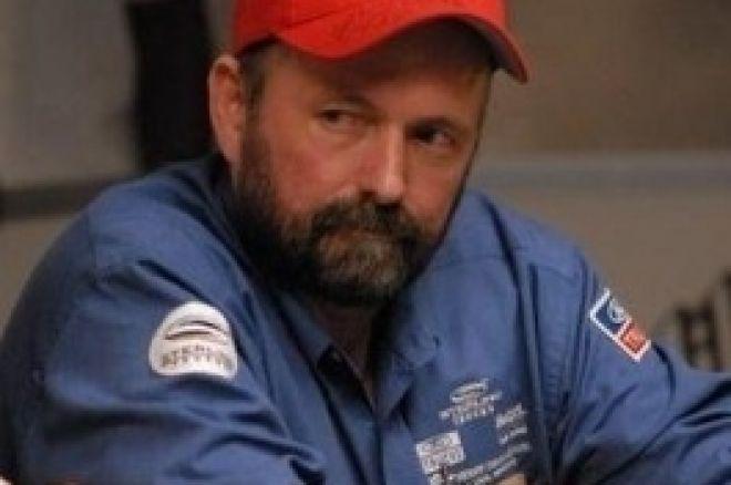Dennis Phillips y Ylon Schwartz, miembros del Team PokerStars Pro 0001
