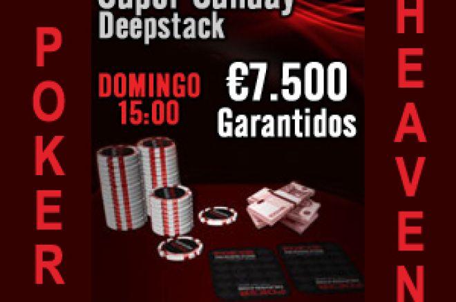 Torneio Super Sunday Deepstack €7.500 Garantidos! 0001