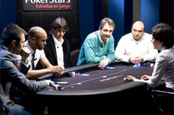 PokerStars: Primer programa de televisión de poquer en abierto en España 0001