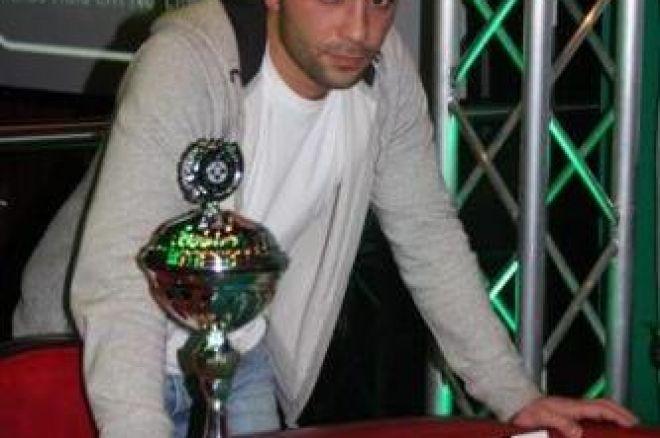 Volkan Cagri wint Mixed Event bij Dom Classics 0001