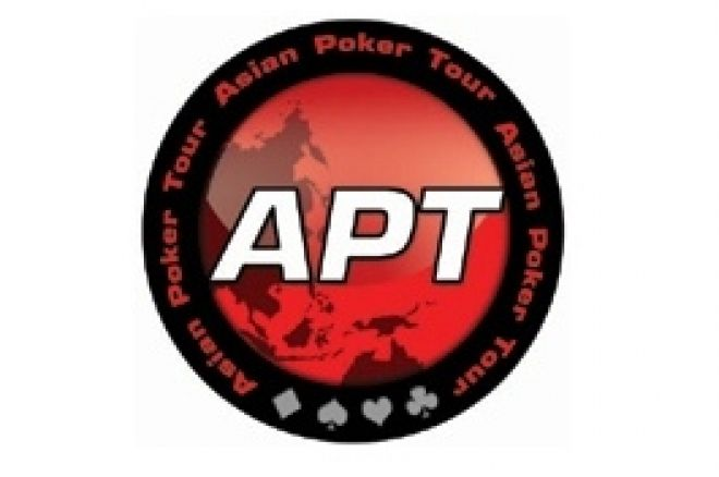 Asian Poker Tour 2009 sparkes i gang! 0001